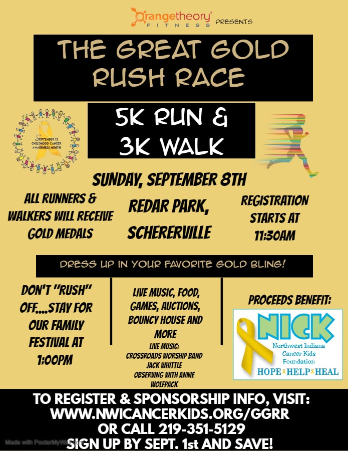 2019 Great Gold Rush Race