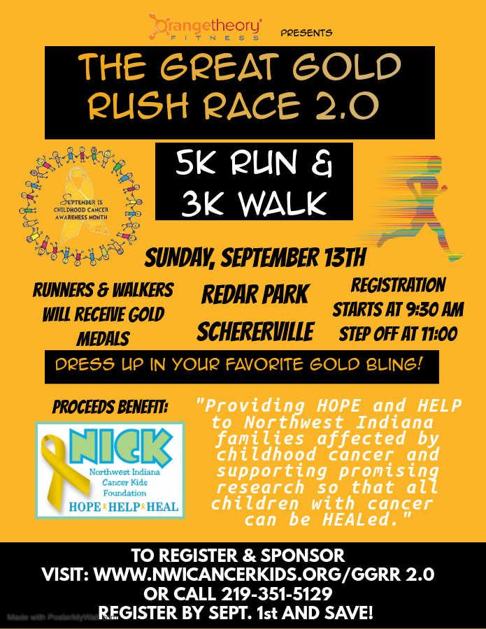 2020 Great Gold Rush Race 2.0