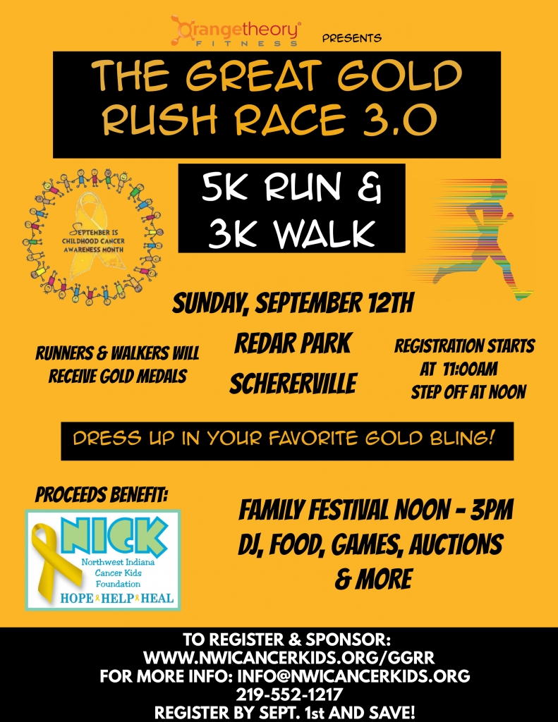 The Great Gold Rush Race 3.0